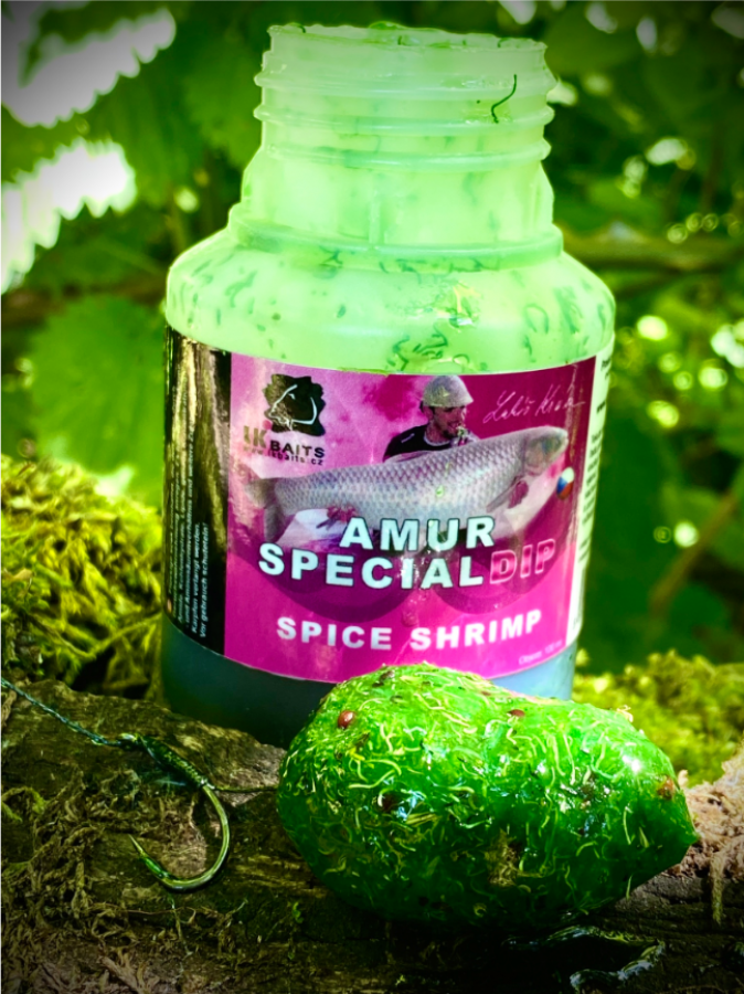 Amur special Spice Shrimp Dip 100ml