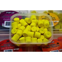 LK Baits Fluoro POP-UP Hook Pellets Pineapple/N-Butyric 150ml, 12mm