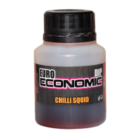 LK Baits Euro Economic Dip Chilli Squid 100ml