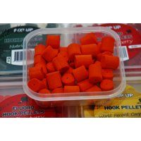 LK Baits Fluoro POP-UP Hook Pellets Compot NHDC 150ml, 12mm
