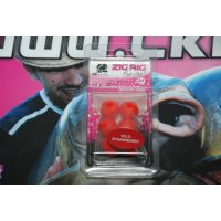 LK Baits ZIG RIG Pop–Up 14 mm – Wild Strawberry
