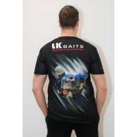 LK Baits T-shirt Big Ones Lukas Krasa  . S
