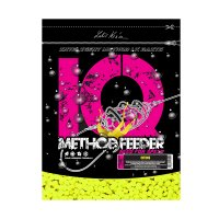 LK Baits IQ Method Feeder Speed Fluoro Pellets 600g Citrus