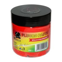 Boilie Paste Fluoro Wild Strawberry