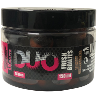 LK Baits DUO X-Tra Fresh Boilies Sea Food-Compot NHDC 14mm 150ml