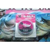 LK Baits Q – SILK  15lb/20m  camo brown