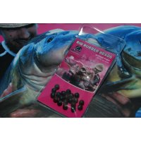 LK Baits gumové stopery Rig Rubber Beads