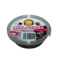 Roll boilies Mussel 8mm